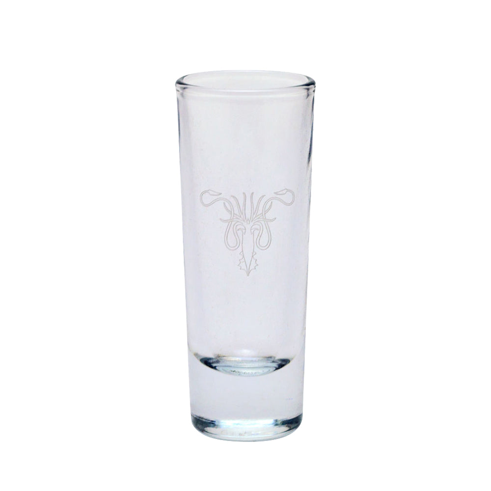 Greyjoy Sigil Shot Glass from Game of Thrones
