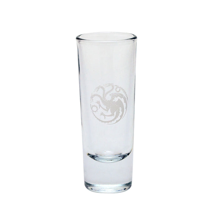 Targaryen Sigil Shot Glass from Game of Thrones
