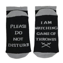 Do Not Disturb Socks from Game of Thrones