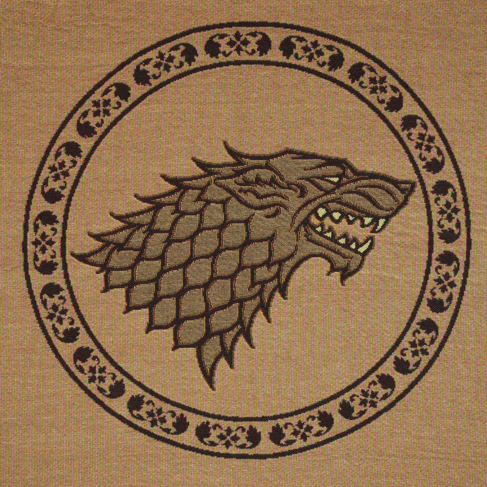 House Stark Tapestry Blanket from Game of Thrones