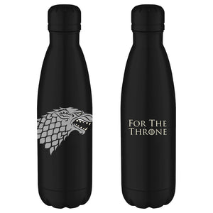 For the Throne Stark Sigil Water Bottle From Game of Thrones