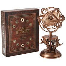 3D Pop-Up Guide to Westeros with Limited-Edition Astrolabe from Game of Thrones