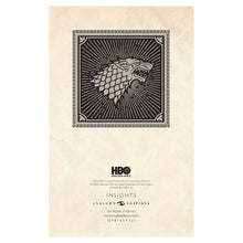 Additional image of Stark Ruled Journal from Game of Thrones