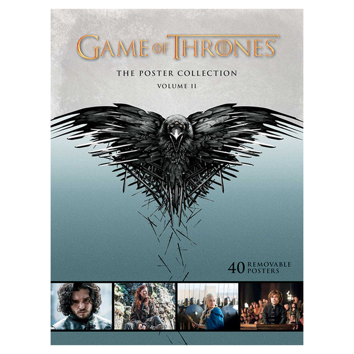 Game of Thrones Poster Collection Vol. II