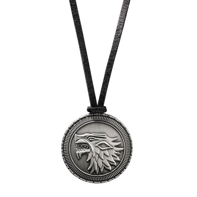 Stark Sigil Pendant by Noble Collection from Game of Thrones