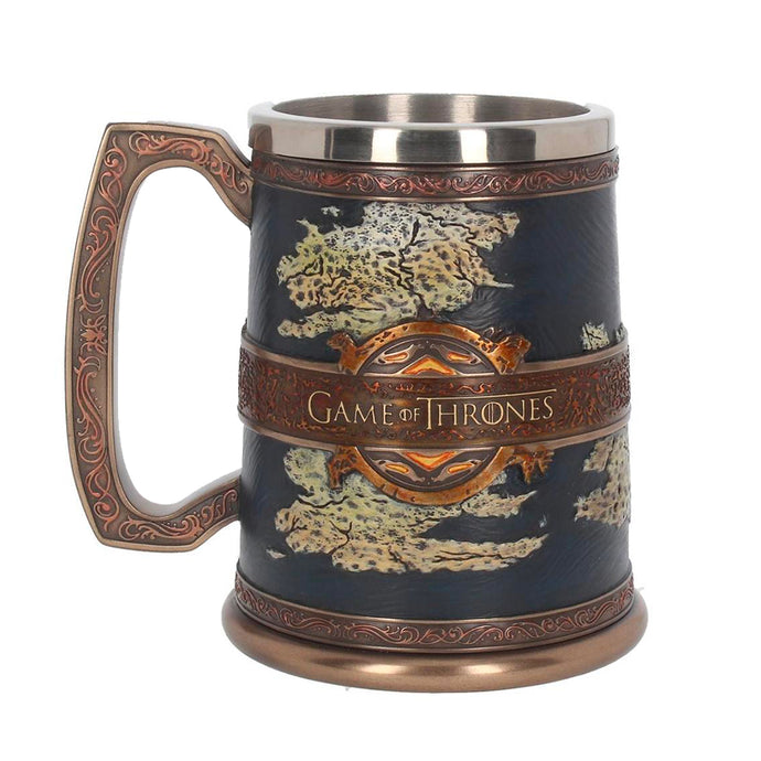 The Seven Kingdoms Tankard from Game of Thrones