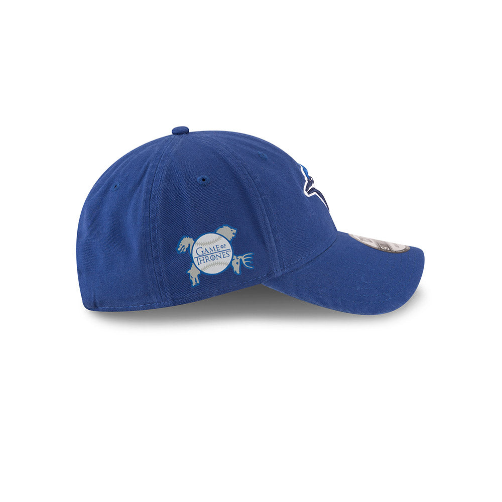 Additional image of Toronto Blue Jays Game of Thrones Baseball Cap from New Era