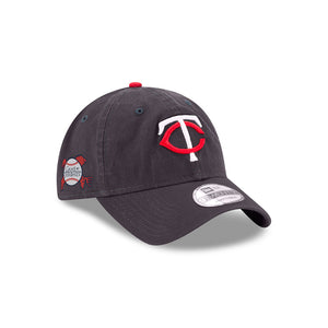 Additional image of Minnesota Twins Game of Thrones Baseball Cap from New Era