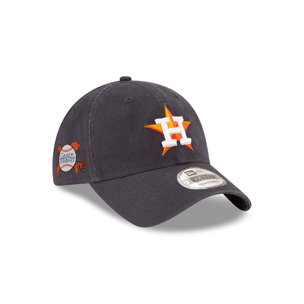 Additional image of Houston Astros Game of Thrones Baseball Cap from New Era 6fd8d7dbdf0