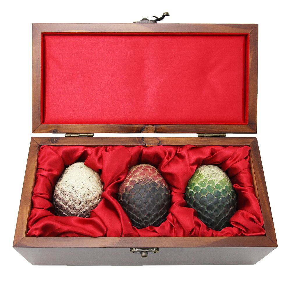 Limited Edition Collectible Dragon Egg Box from Game of Thrones