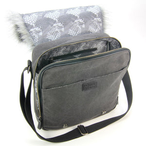 Additional image of House Stark Messenger Bag from Game of Thrones