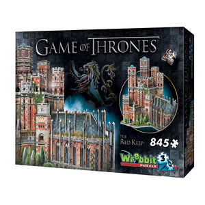 The Red Keep Puzzle from Game of Thrones