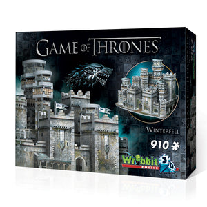 Winterfell Puzzle from Game of Thrones