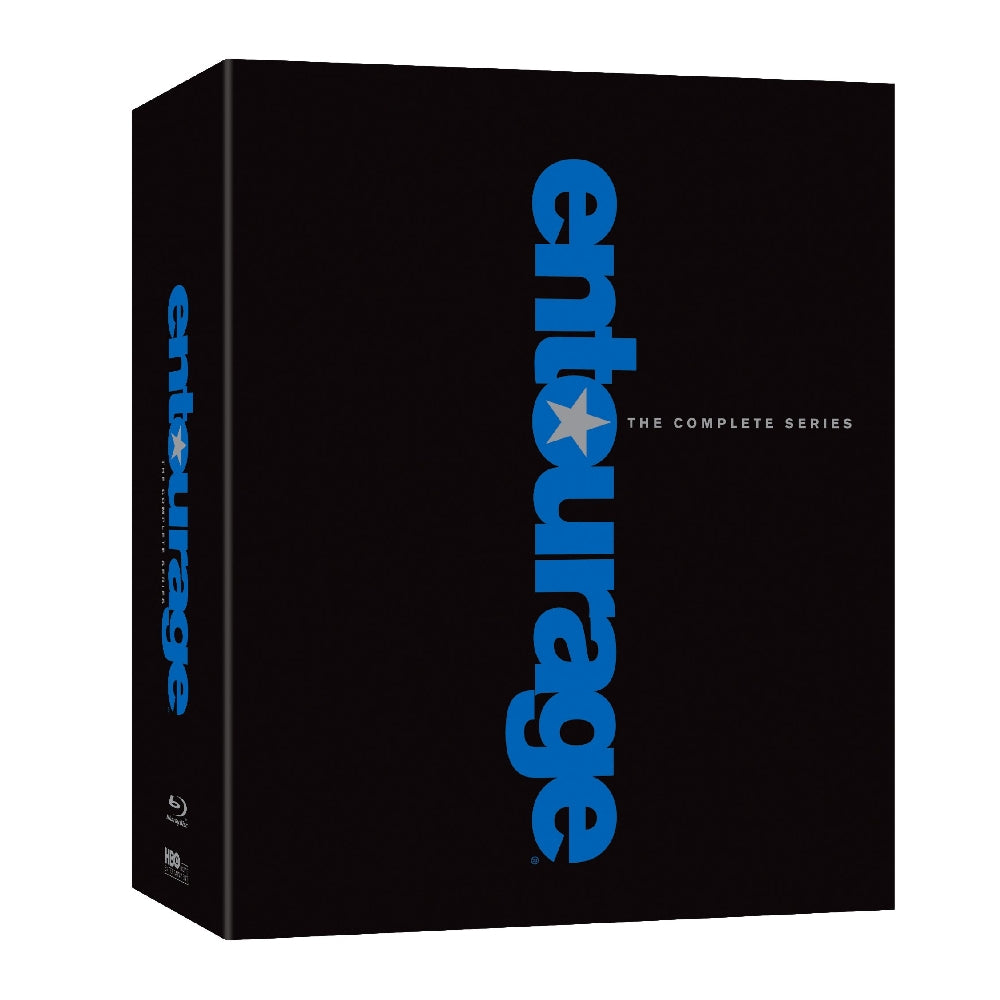 Entourage: The Complete Series Blu-ray