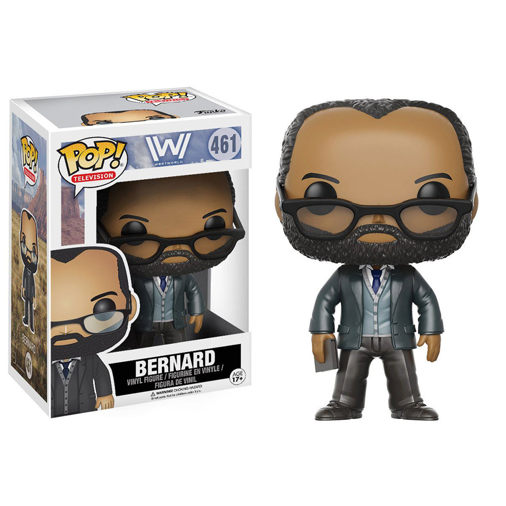 Bernard Lowe Funko Pop! Figure from Westworld