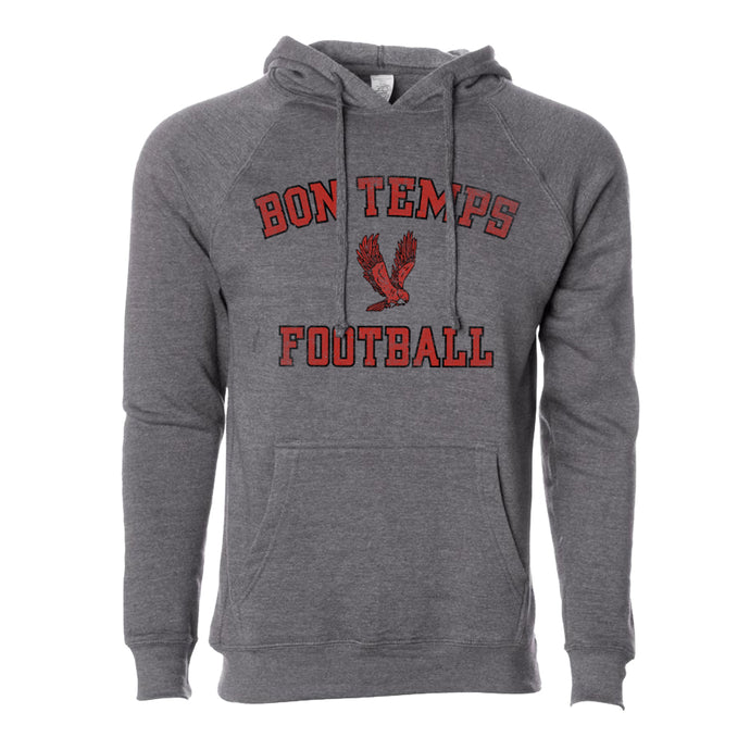 Bon Temps Football Hoodie from True Blood