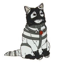 Bondage Kitty Pin