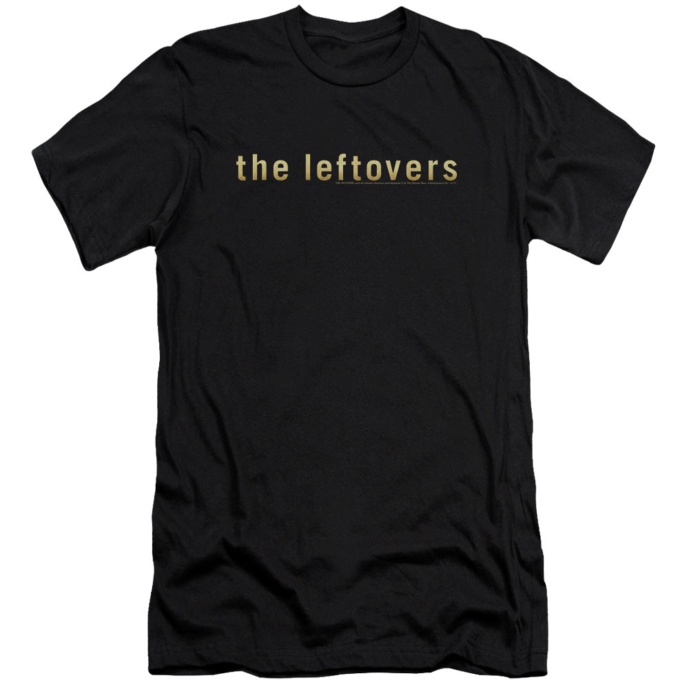 The Leftovers Logo Black T-shirt