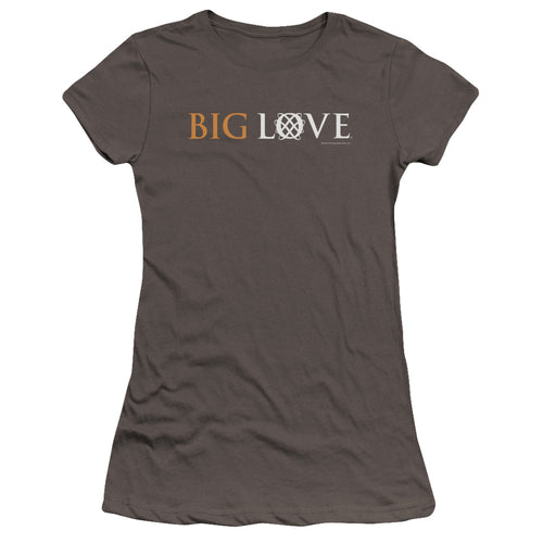 Logo Charcoal Women's T-shirt from Big Love