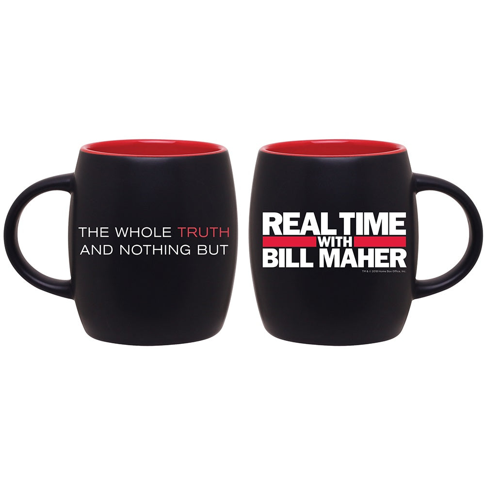 Real Time with Bill Maher 2019 Show Mug