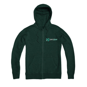 Pied Piper Lightweight Zip Hoodie from Silicon Valley