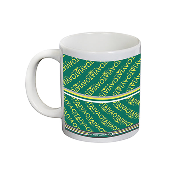 Silicon Valley Aviato Bus Wrap Mug