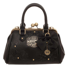 Mariposa Saloon Kiss Lock Handbag from Westworld