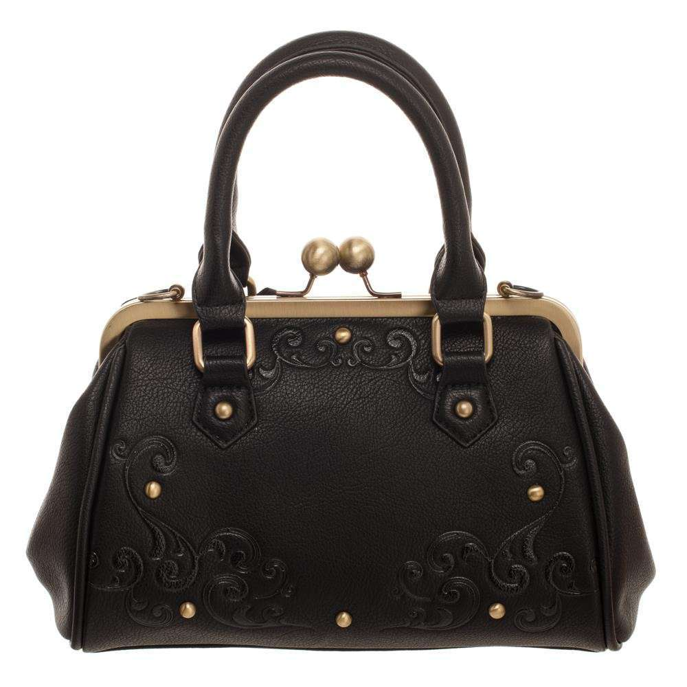 Additional image of Mariposa Saloon Kiss Lock Handbag from Westworld