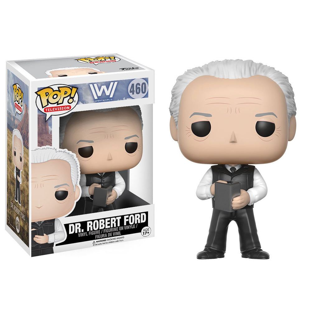 Dr. Robert Ford Funko Pop! Figure from Westworld