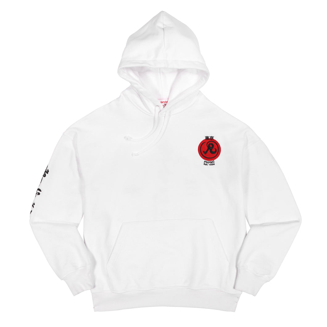 Japan Drop Shoulder Hoodie