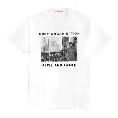 Richardson x Grey Organisation Alive and Awake T-Shirt