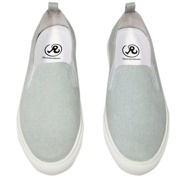 Cloud Dyed Slip Ons