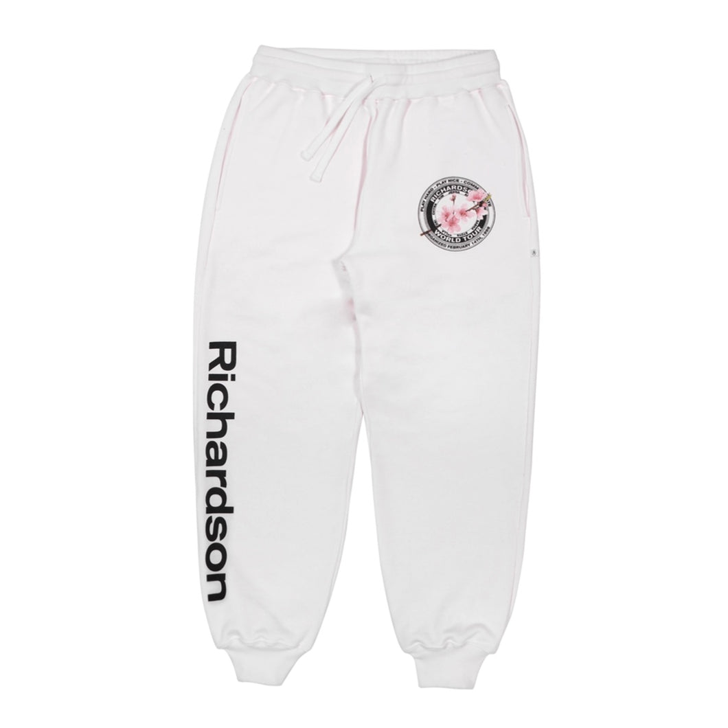 Cherry Blossom Teamster Sweatpants