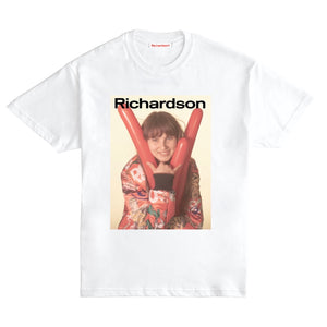 Richardson x David Sims T-Shirt & Broadsheet Newspaper