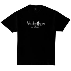 Richardson Magazine and Publications Embroidered T-Shirt