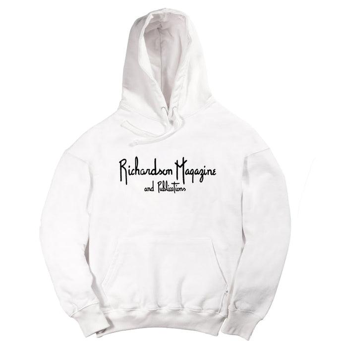 Richardson Magazine and Publications Embroidered Raglan Hoodie