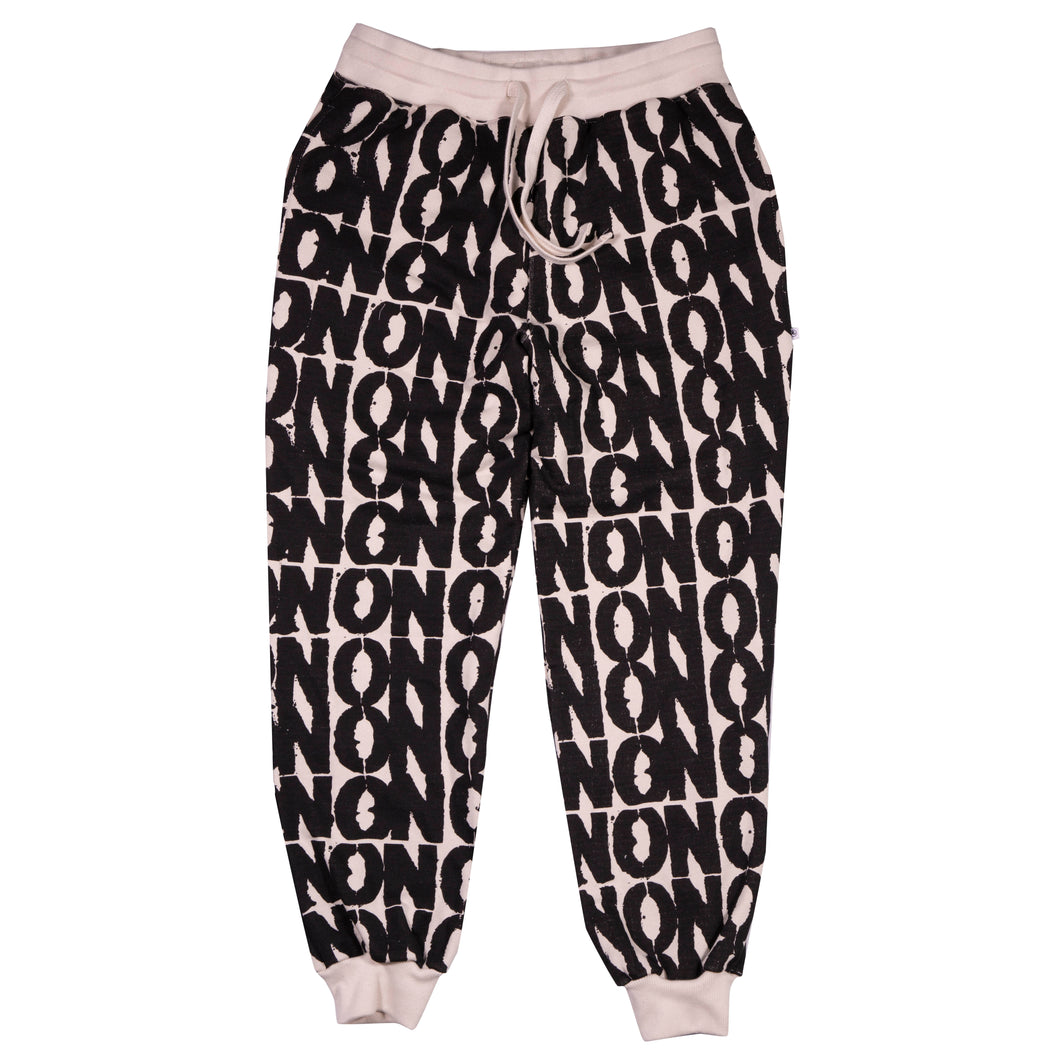 'NO' Sweatpants