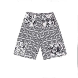 Aloha New York Shorts