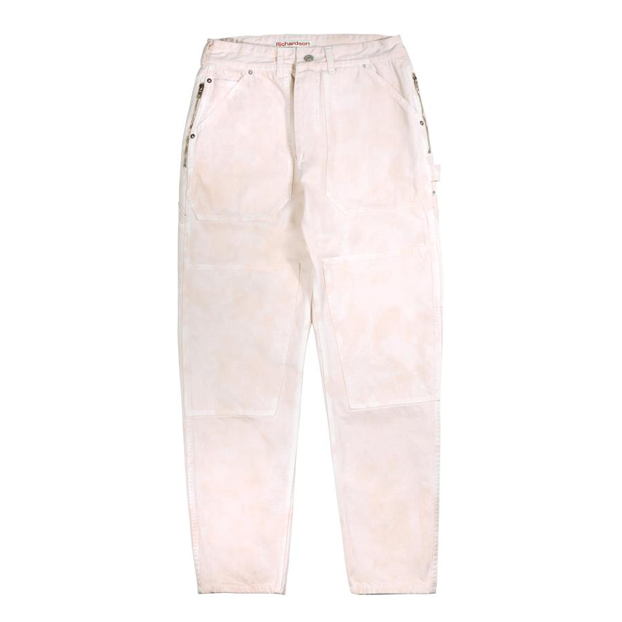 Cloud Dye Denim Work Pants