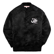 The Spike Satin Bomber