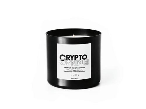 The CryptoCandle