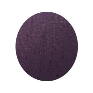 Dark Purple Slub Swatch by Van Buck