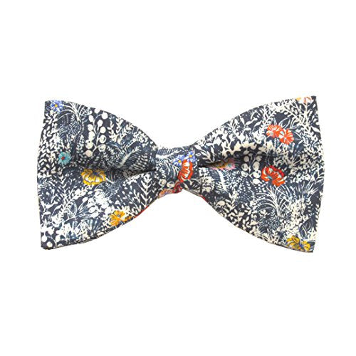 Balearic Bow Tie Made with Liberty fabric