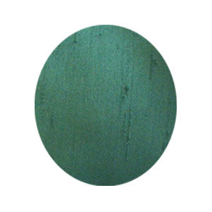 Bottle Green Slub Swatch by Van Buck