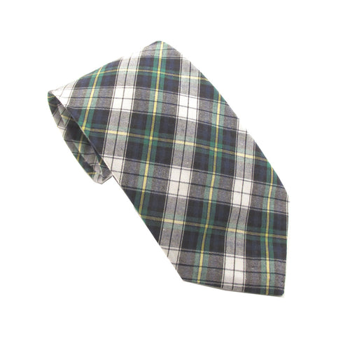 Dress Gordon Tartan Tie by Van Buck