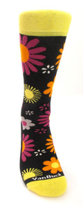 Van Buck Twin Floral Socks Gift Set