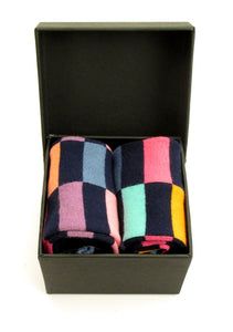 Van Buck Twin Block Socks Gift Set