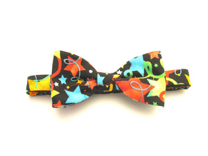 Stars & Ribbons Pre-Tied Bow by Van Buck