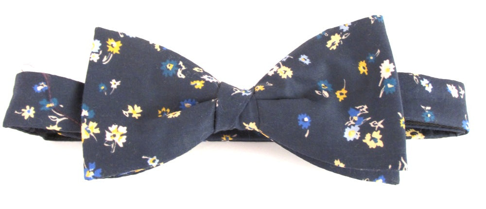 Staccato Bow Tie Made with Liberty Fabric