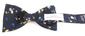 Liberty Print Staccato Bow Tie by Van Buck